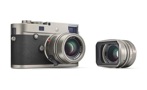 Leica M-P Titanium Set