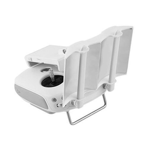 Skyreat Floding Aluminum Parabolic Antenna Range Booster for DJI Phantom 4 Phantom 3 Pro/Advanced Inspire 1 Controller Transmitter Signal Extend