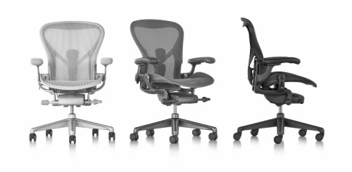 Aeron Chairs Remastered