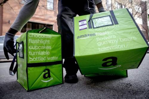 Amazon、コンビニ事業に参入へ