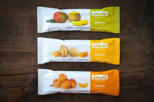 Patagonia Provisions Fruit + Almond Bars