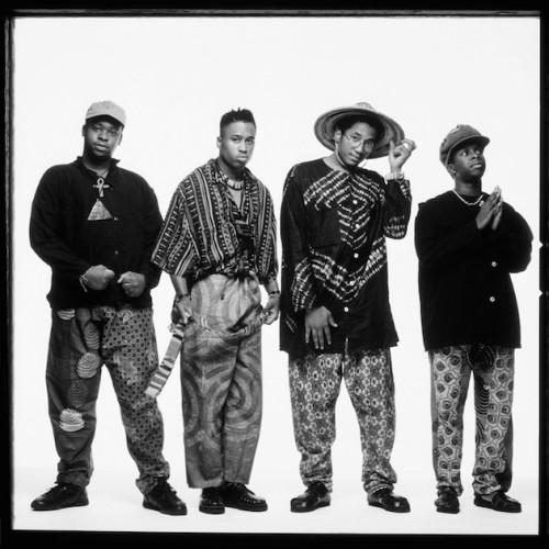 A Tribe Called Quest、18年振りのニューアルバムにしてラストアルバムを11月11日にリリースすると発表