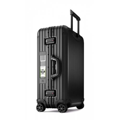 Rimowa Topas Stealth Multiwheel Electronic Tag 81.5L