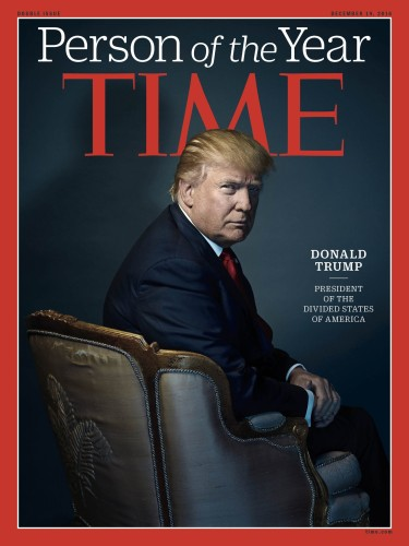 Donald Trump: TIME Person of the Year 2016