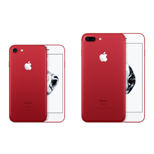 Apple iPhone 7/7 Plus (PRODUCT)RED Special Edition