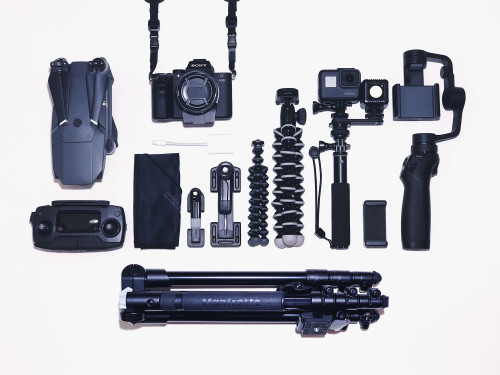 My Camera Gear 2017