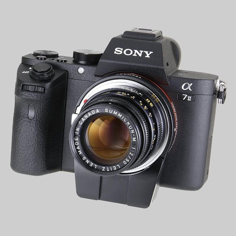Sony α7 II + Techart LM-EA7
