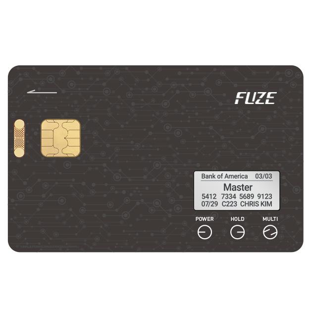 Fuse Card