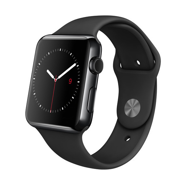 Apple Watch Series 2 42mm Space Black