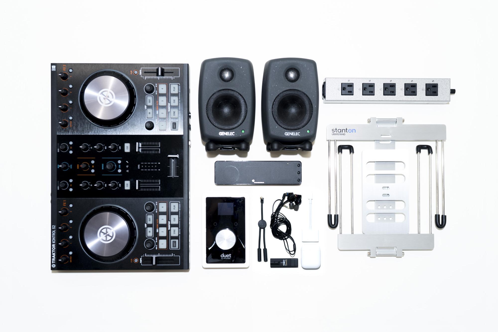 My Audio Visual Equipment 2017