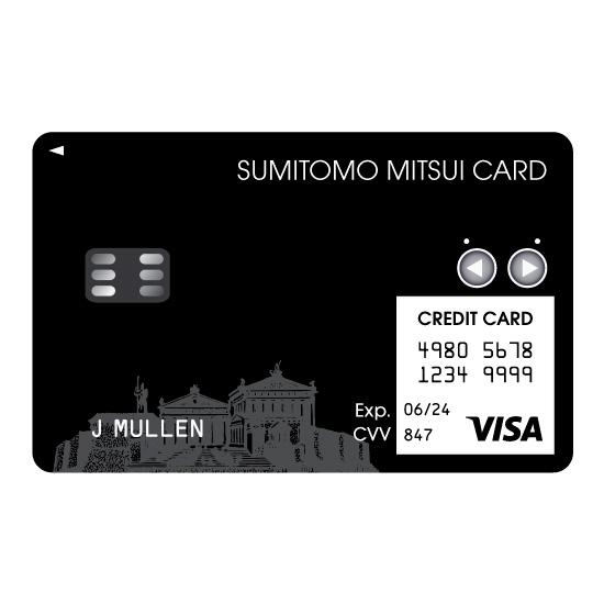 Dynamics Wallet Card 三井住友カード