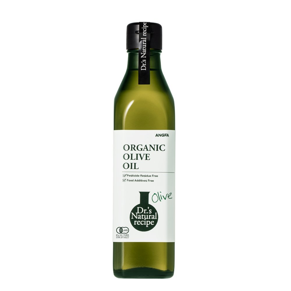 Dr.'s Natural Recipe Organic Olive Oil