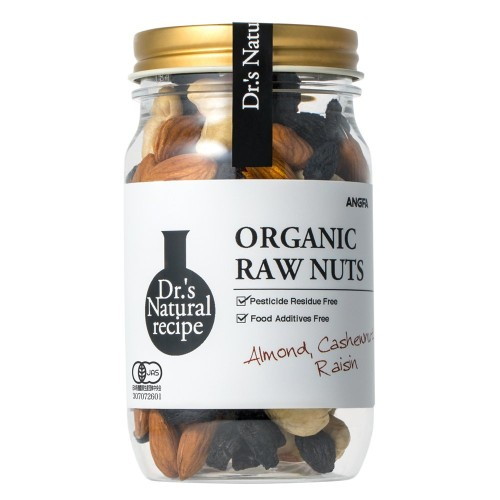 Dr.'s Natural Recipe Organic Raw Nuts