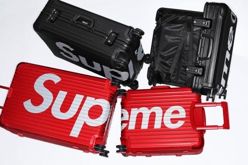Supreme × Rimowa Topas Multiwheel