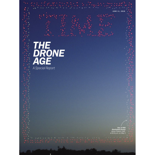 TIME Special Report: The Drone Age