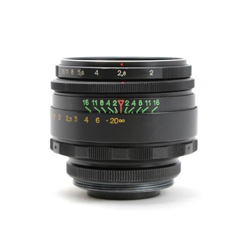 Helios 44-2 F2/58mm