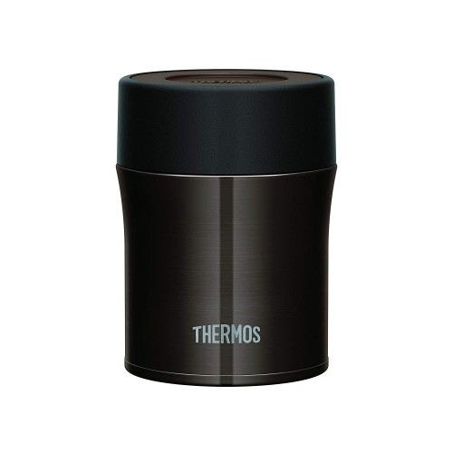Thermos 真空断熱フードコンテナー 0.5L ブラック