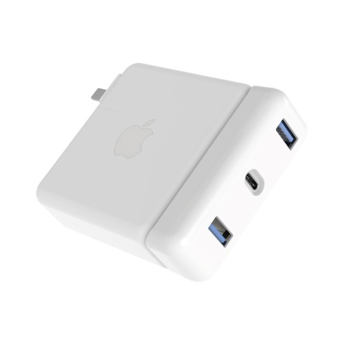 "HyperDrive USB-C Hub for 13"" MacBook Pro 61W Power Adapter"