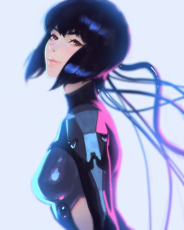 Ghost In The Shell - SAC_2045