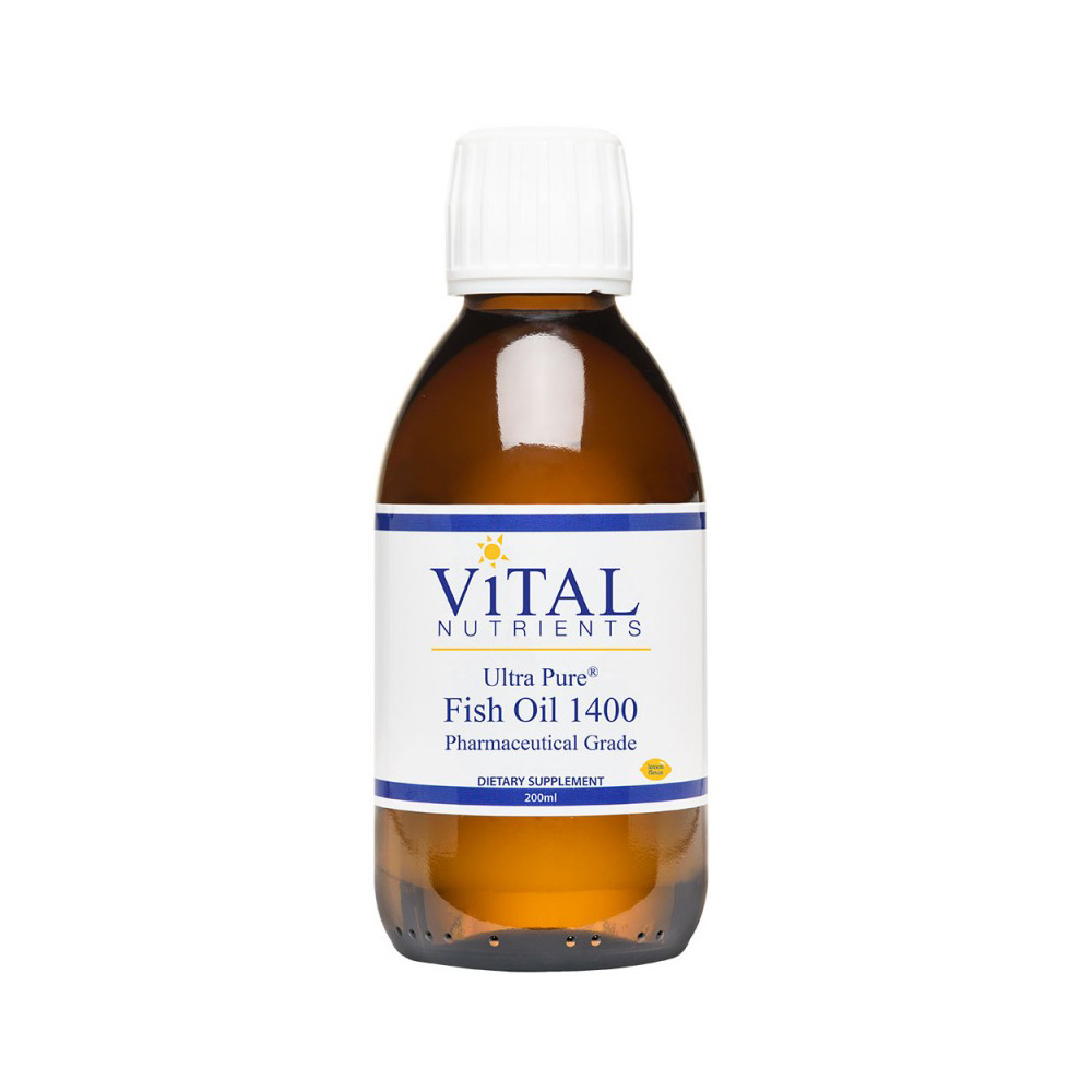 Vital Nutrients Ultra Pure Fish Oil 1400
