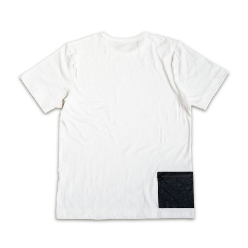 NEXTRAVELER TOOLS Black Pocket with Loopwheel T-Shirt