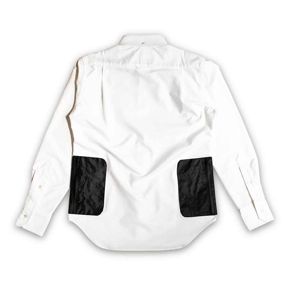 NEXTRAVELER TOOLS Double Black Pocket Small & Small with Non-Iron Travel Shirt